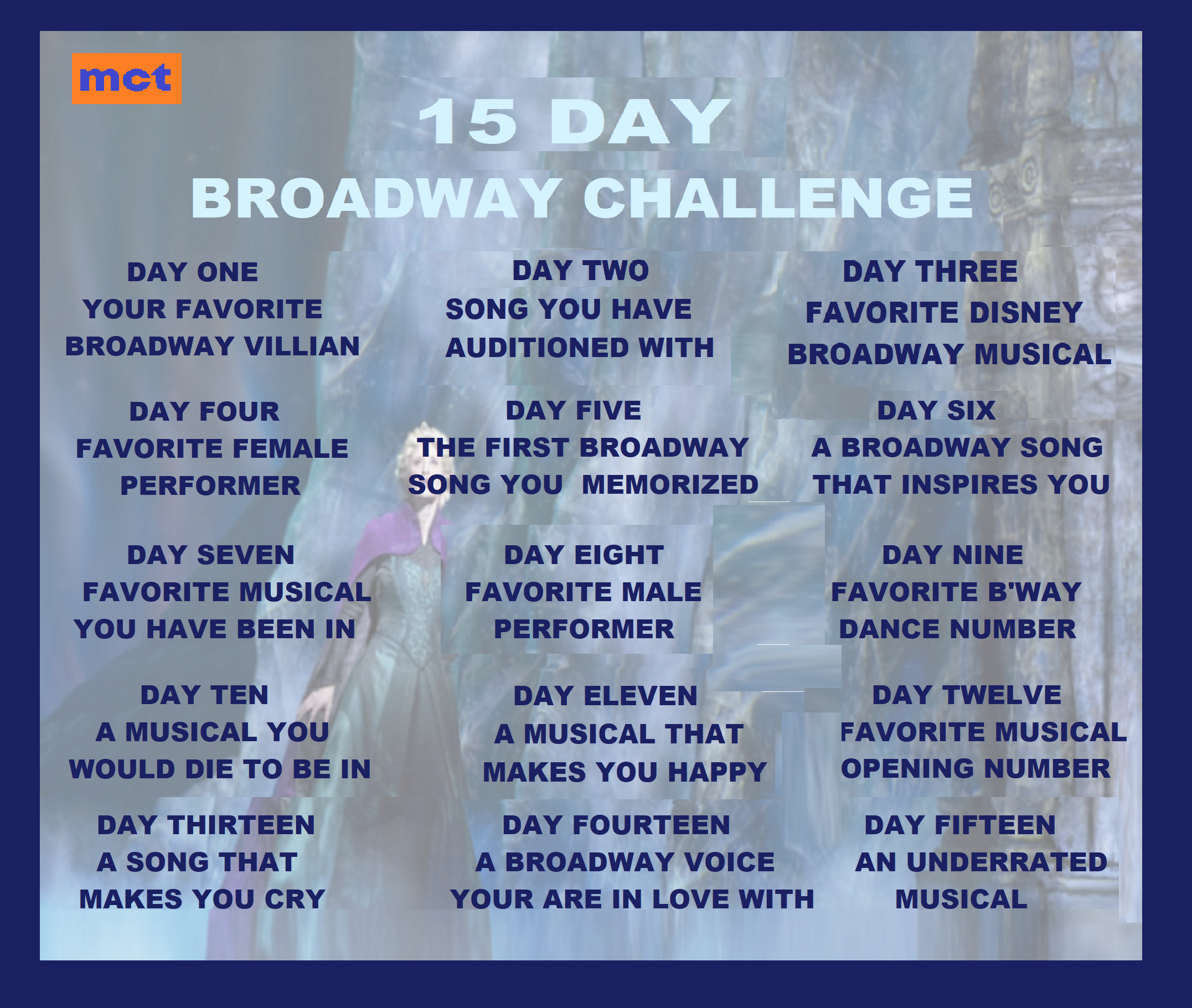 BROADWAY CHALLENGE TWO